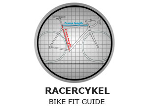 racer bike fit guide